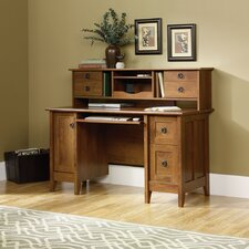 "August Hill 42.4"" H x 53.3"" W Desk Hutch"