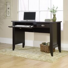 <strong>Sauder</strong> Shoal Creek Computer Desk with Keyboard Tray