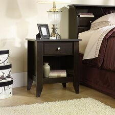 <strong>Sauder</strong> Shoal Creek 1 Drawer Nightstand