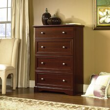 <strong>Sauder</strong> Palladia 4 Drawer Chest
