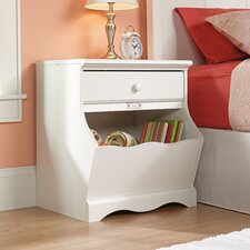 <strong>Sauder</strong> Pogo 1 Drawer Nightstand