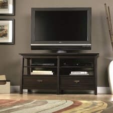Trestle Panel TV Stand