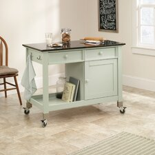 <strong>Sauder</strong> Original Cottage Mobile Kitchen Island