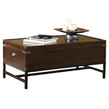 Southport Trunk Coffee Table with Lift-Top