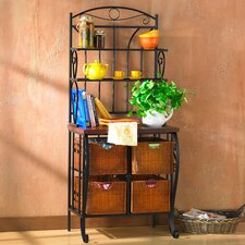 <strong>Wildon Home ®</strong> Storage Baker's Rack