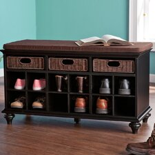 <strong>Wildon Home ®</strong> Mason Shoe Storage Bench