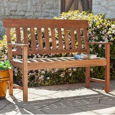 <strong>Wildon Home ®</strong> Dabney Hardwood Long Bench