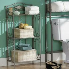 "<strong>Wildon Home ®</strong> Lyon 39.75"" x 19.25"" Freestanding Rack"