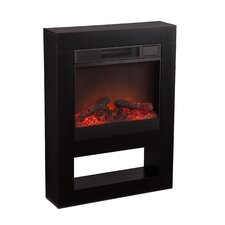 Holly and Martin Mofta Electric Fireplace