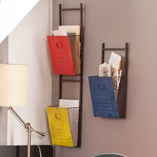 Holly and Martin Houtes 3 Piece Wall File Holders