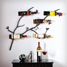 Kerrigan Wall Mount Wine Rack