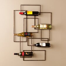 Declan Wall Mount Wine Rack