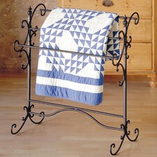 <strong>Wildon Home ®</strong> Beacon Iron Quilt Rack