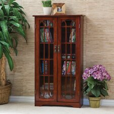 <strong>Wildon Home ®</strong> Woods Windowpane Multimedia Cabinet