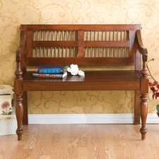 <strong>Wildon Home ®</strong> Mason Classic Wood Bench