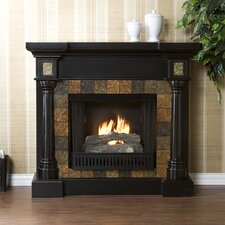 <strong>Wildon Home ®</strong> Clark Gel Fuel Fireplace