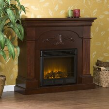 <strong>Wildon Home ®</strong> Lincoln Harvest Electric Fireplace