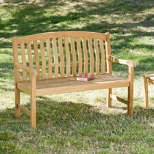 <strong>Wildon Home ®</strong> Teak Garden Bench