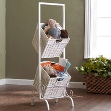 Lynbar 2-Tier Basket Storage
