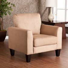 Anderson Chair and Ottoman