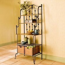 Addington Storage Baker's Rack