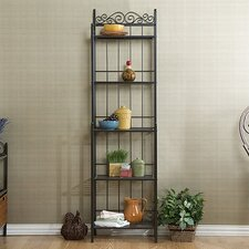 <strong>Wildon Home ®</strong> Scout Scrolled Baker's Rack
