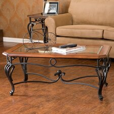 <strong>Wildon Home ®</strong> Prentice Coffee Table Set