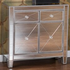 <strong>Wildon Home ®</strong> Hamilton 2 Drawer Cabinet