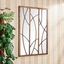 <strong>Wildon Home ®</strong> Michud Decorative Wall Mirror