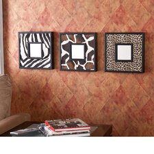 Kalmia  Wall Mirrors (Set of 3)