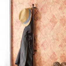 Gifford Wall Mount Entryway Hanging Rack
