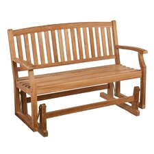 <strong>Wildon Home ®</strong> Jamison Teak Garden Bench