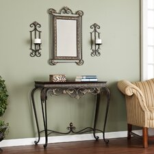 Ashley 4 Piece Console Table Set