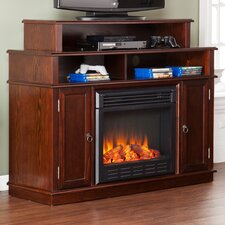 "Lincoln 48"" TV Stand with Electric Fireplace"