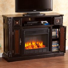 "Gibbs 48"" TV Stand with Electric Fireplace"