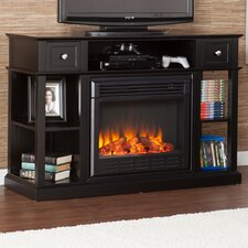"Sutton 48"" TV Stand with Electric Fireplace"