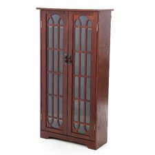 Woods Windowpane Multimedia Cabinet