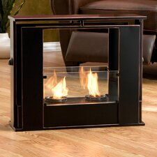 Timothy Portable Indoor/ Outdoor Gel Fuel Fireplace