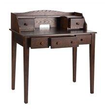Mashie Espresso Secretary Desk