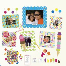 Sticker Frame (Set of 7)