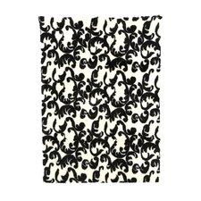 Modern Black/White Rug