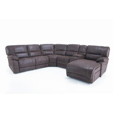 <strong>Wildon Home ®</strong> Grande Reclining Sectional