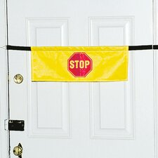 High Visibility Door Alarm Banner
