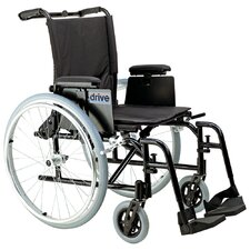 Cougar Folding Ultra Lightweight Wheelchair