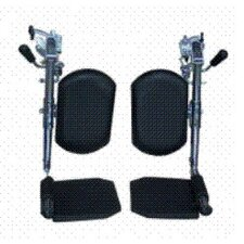 Swingaway Elevating Wheelchair Footrest