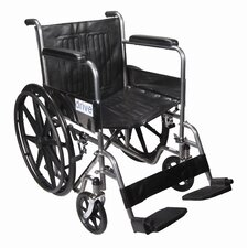 Silver Sport Wheelchair