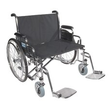 <strong>Drive Medical</strong> Sentra EC Heavy Duty Bariatric Wheelchair