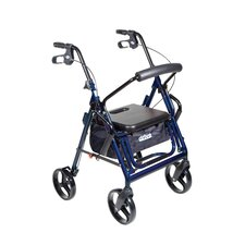 <strong>Drive Medical</strong> Duet Rollator/Transport Chair