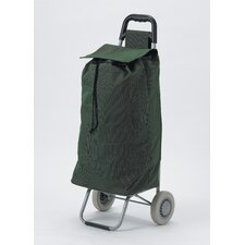 <strong>Drive Medical</strong> Rolling Shopping Cart in Green