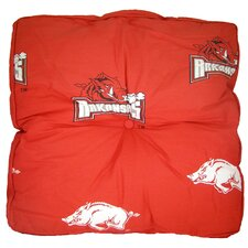 NCAA  Arkansas Floor Pillow